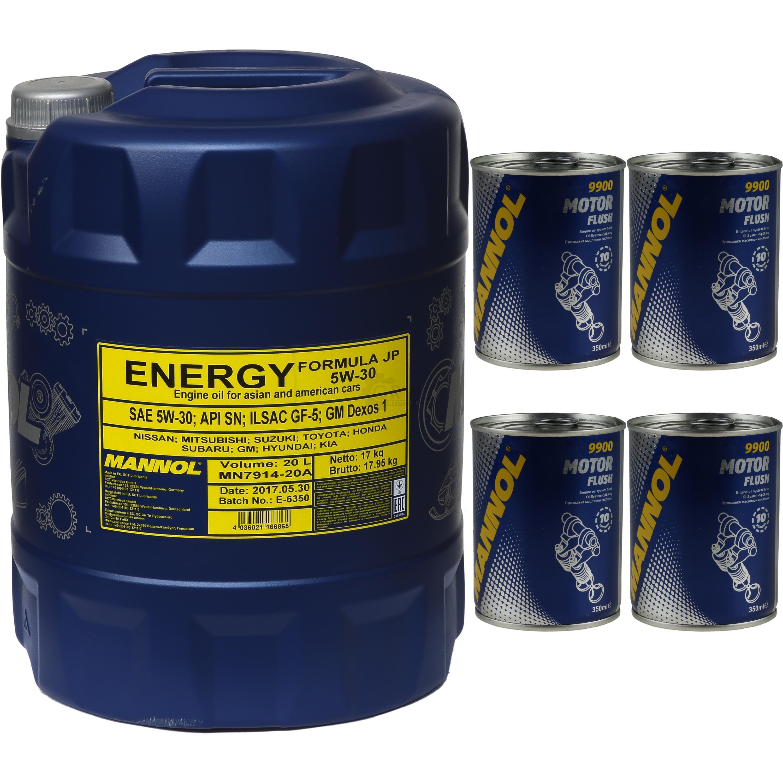 20l mannol motor l energy formula jp 5w 30 motorsp lung. Black Bedroom Furniture Sets. Home Design Ideas