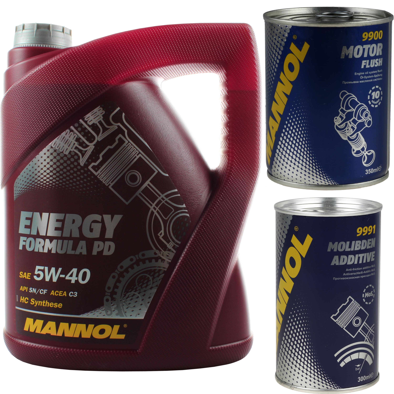 5l mannol energy formula pd 5w 40 motorsp lung motor flush. Black Bedroom Furniture Sets. Home Design Ideas